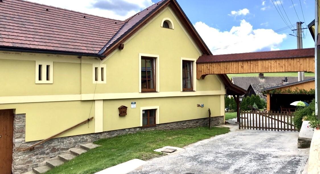 Rodinná farma a penzion Konvalinka